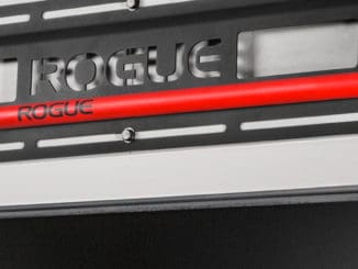 Rogue Jammer Pull-Up Bar red cerakote smooth