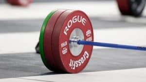 Rogue LB Competition Plates - 2021 Games 55lb