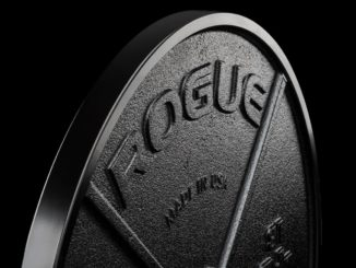 Rogue USA Olympic Plates upper