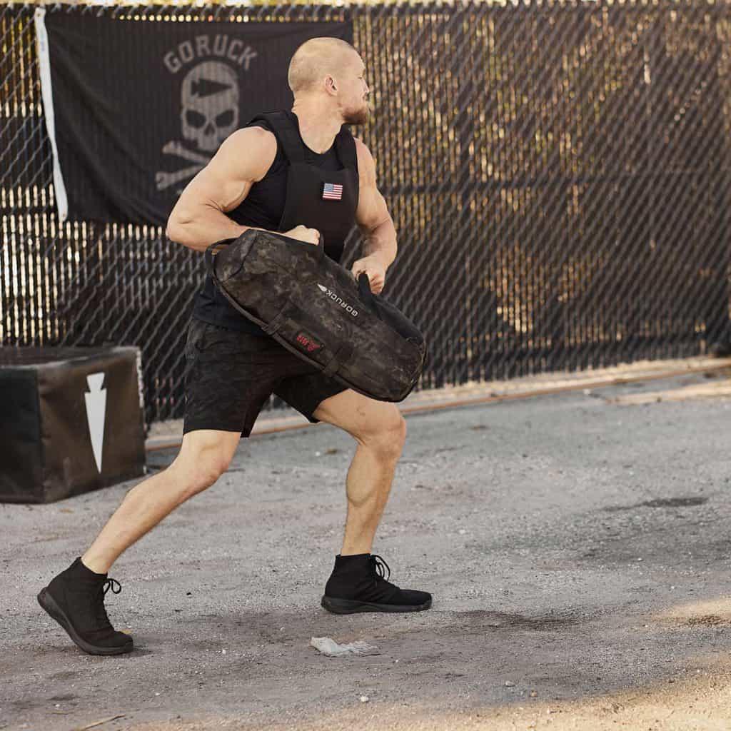 GORUCK Ballistic Trainers - Mid blackout sandbag