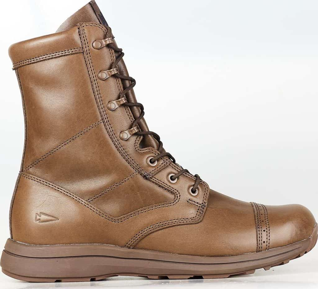 GORUCK Heritage Jump Boots side view right