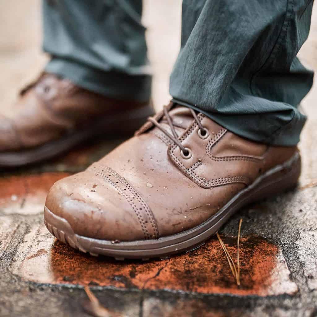 GORUCK Heritage Jump Boots worn