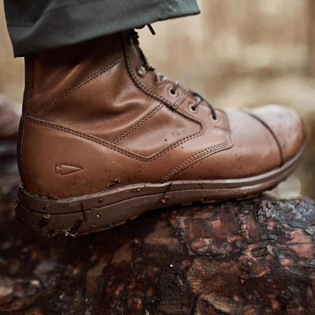 GORUCK Heritage Jump Boots worn side
