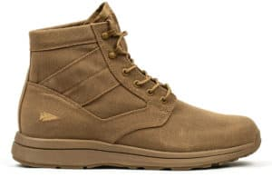 GORUCK Jedburgh Rucking Boots Deception Canvas coyote right side