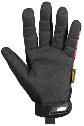 Mechanix Original Womens Gloves - Pink Camo back