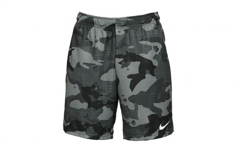Nike Mens Dri-FIt Camo Shorts 5.0 front