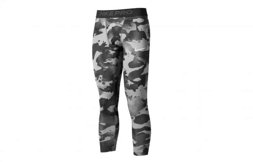 Nike Pro 3 4 Tights Camo - Mens front