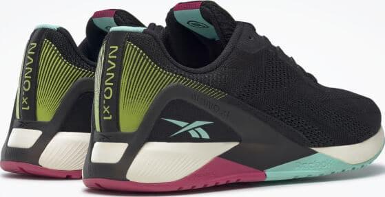 Reebok Nano X1 Vegan Mens Training Shoes quarter view back