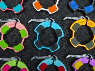 Rogue Boneyard OSO CM-1 Metal Collars diff colors