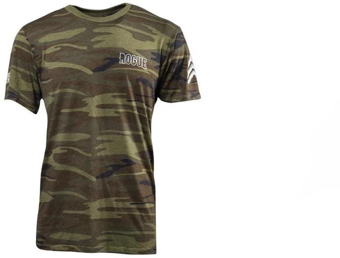 Rogue International Shirt front