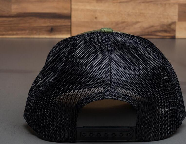 Rogue Multicam Snapback Hat back