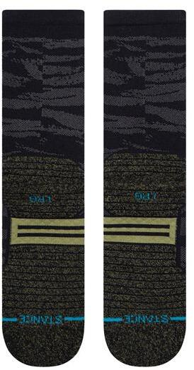 Rogue Stance Socks - Complex Camo Crew front