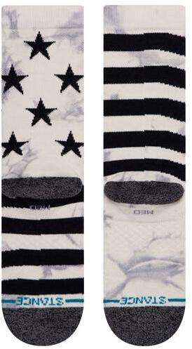 Rogue Stance Socks - Sidereal 2 Crew back