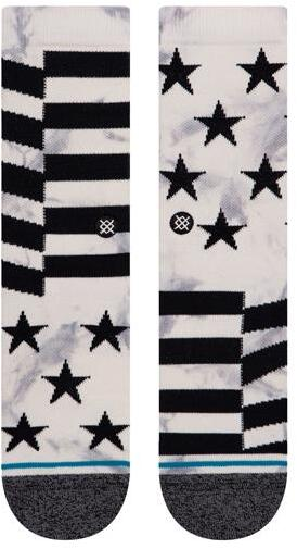 Rogue Stance Socks - Sidereal 2 Crew front