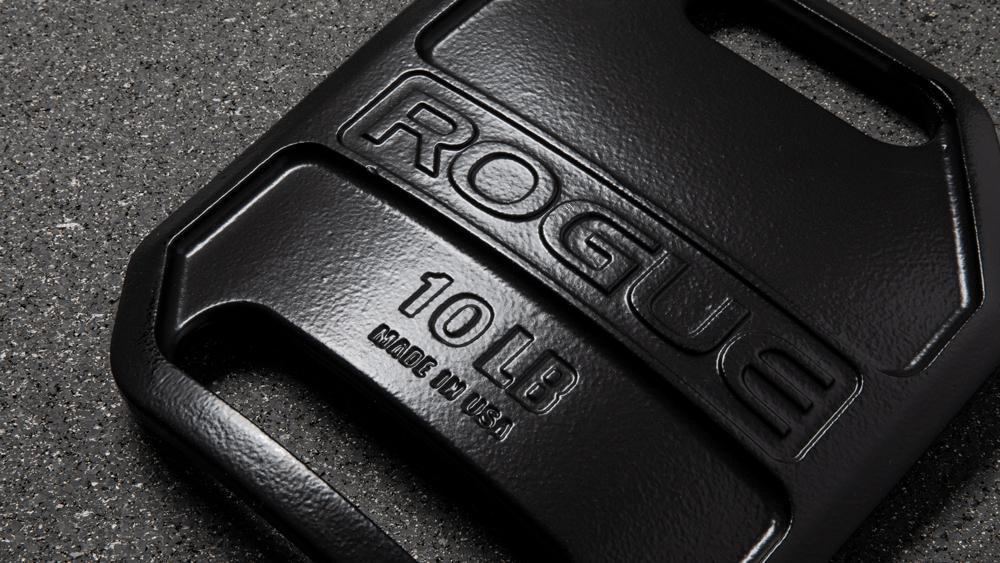 Rogue USA Cast Weight Vest Plates 10lb
