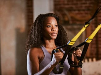 TRX Professional Fusion Bundle with a user 1