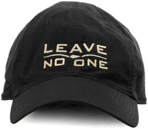 GORUCK Performance TAC Hat - Leave No One front
