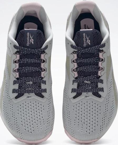 Reebok JackRabbit Nano X1 Womens Training Shoes top view pair