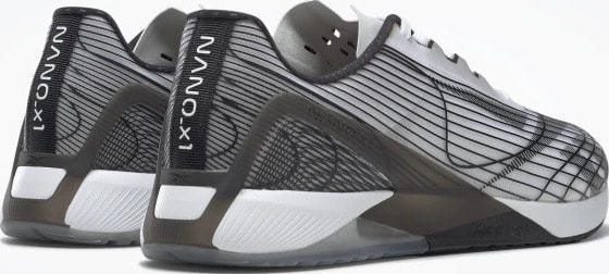 Reebok Nano X1 Pursuit Mens Training Shoes quarter view back