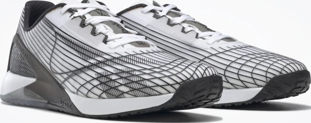 Reebok Nano X1 Pursuit Mens Training Shoes quarter view front