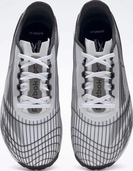 Reebok Nano X1 Pursuit Mens Training Shoes top view pair