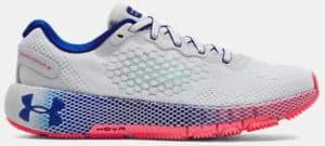Reebok Womens UA HOVR Machina 2 Running Shoes Halo Gray  Brilliance right side