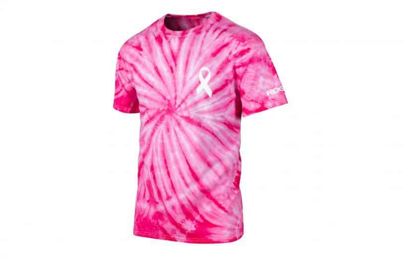 Rogue Breast Cancer Awareness T-Shirt full front