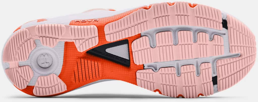 Under Armour Womens UA HOVR Machina 2 Running Shoes outsole